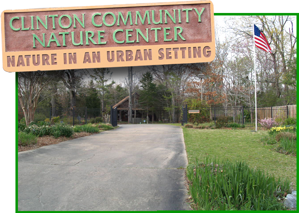 Clinton Community Nature Center: Nature in an Urban Setting